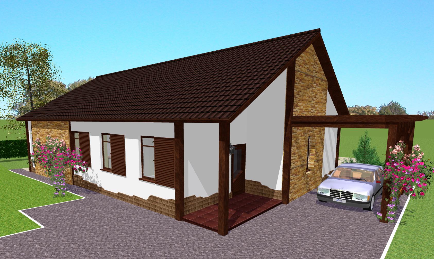 Дизайн фасада МОЙ 2