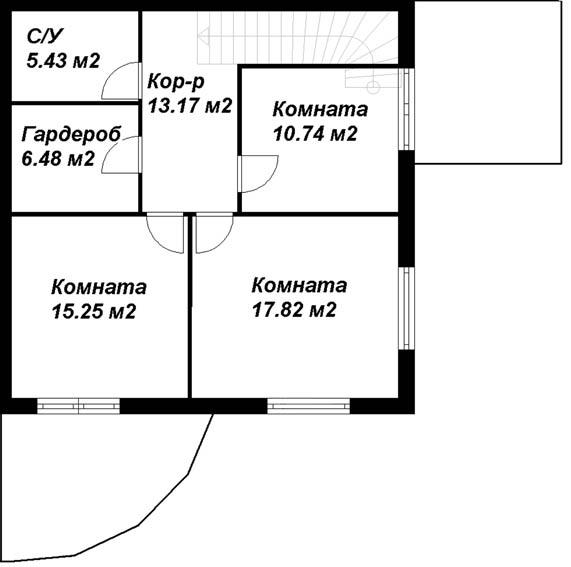 2-й этаж 222222