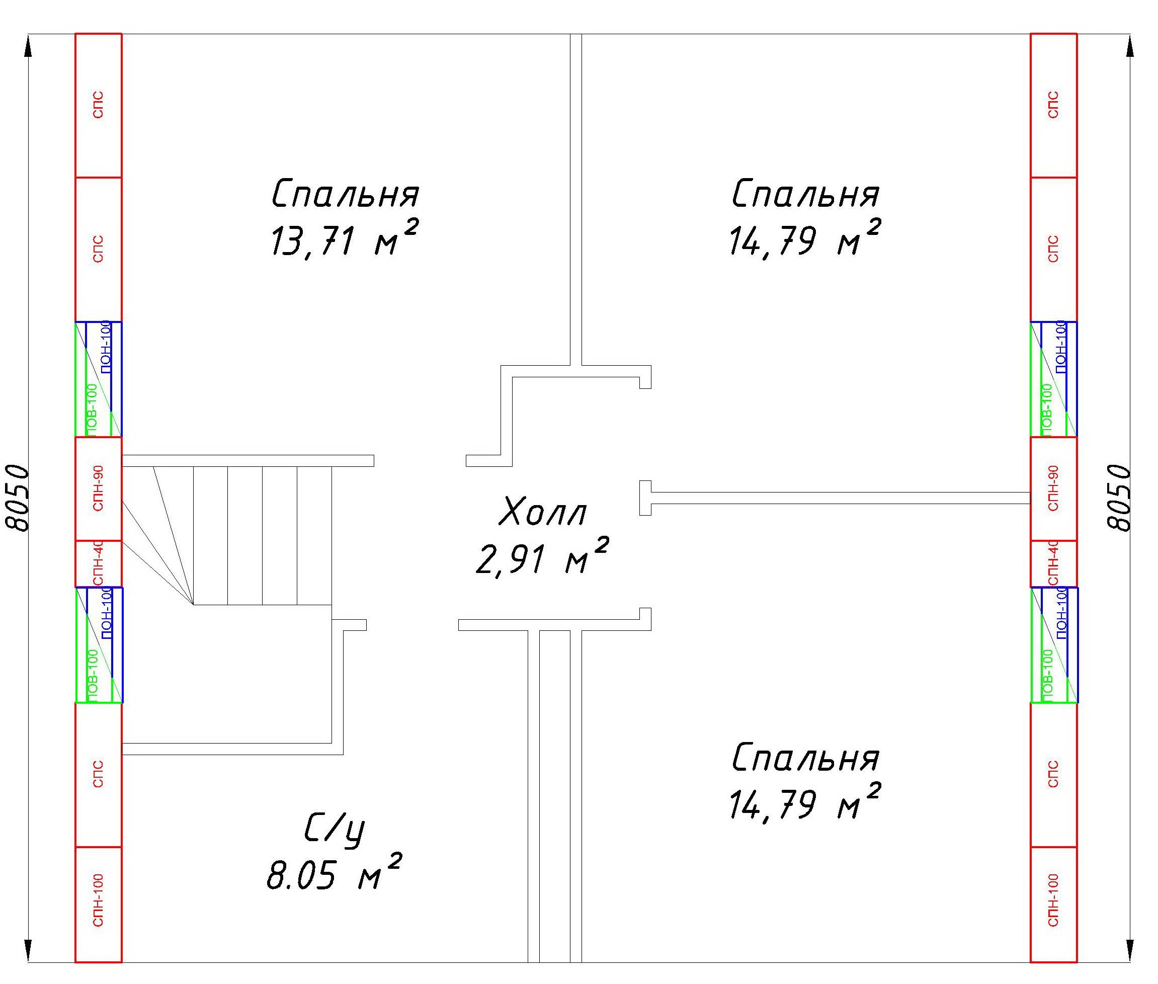 Чертеж Смарт-Model2
