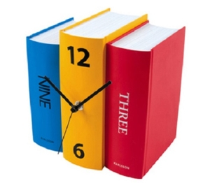 3 bookclock
