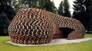 Palettenpavillon by Matthias Loebermann 1