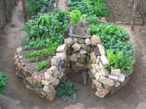 african_gardens_lesotho_keyhole_garden