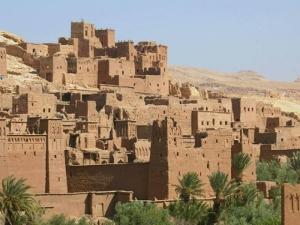 ait-benhaddou morocco