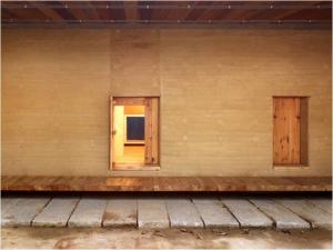 bcho-earth-house stone wood earth