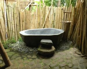 green school tub