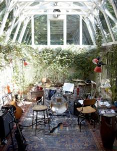 greenhouse artists studio 5