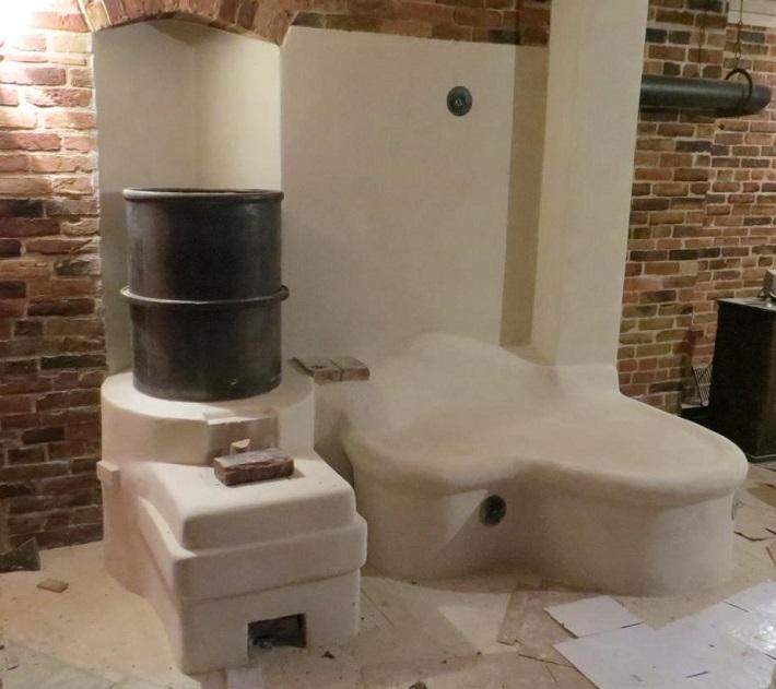 Ракетная печь своими руками для отопления дома