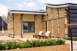 smart-Bamboo-house-solar-panel