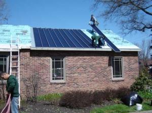 solar-metal-roof-installation