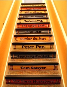 stairway to knowledge