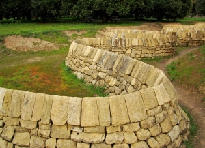 stone river andy goldsworthy