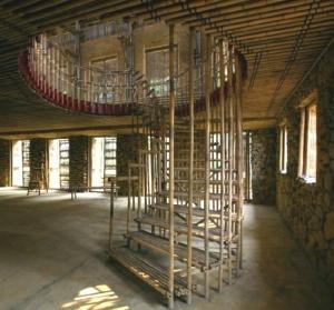 suoi re-bamboo-stairs
