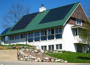 tejassolares building-integrated PV solar panel