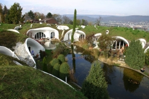 vetscharchitektur earthhouse