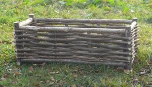 wattle planter