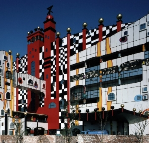 Maishima Incineration Plant, Osaka mop