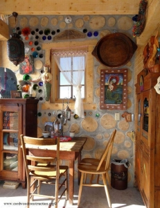 Mermaid Cordwood Cottage Del Norte Colorado