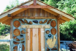 Netonia Yalta garden shed chicken coop