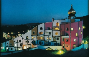 Thermal Village Blumau