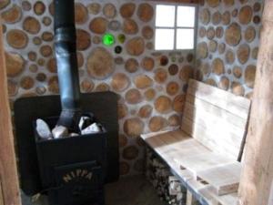 cordwoodmasonary sauna