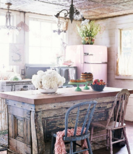 country living kitchcen