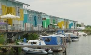 dutch floating homes