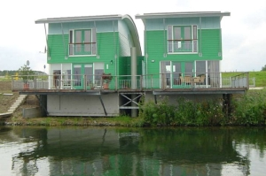dutch floating house