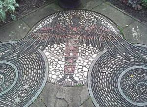 Мозаика на пол