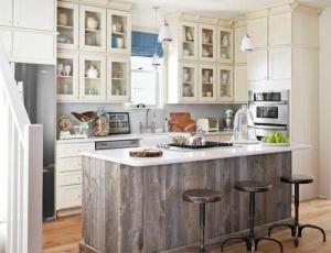 old barnwood-kitchen