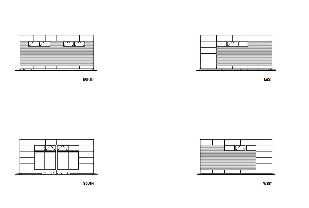 plan fasad step