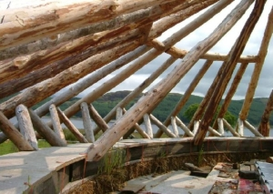 the gatehouse rafters