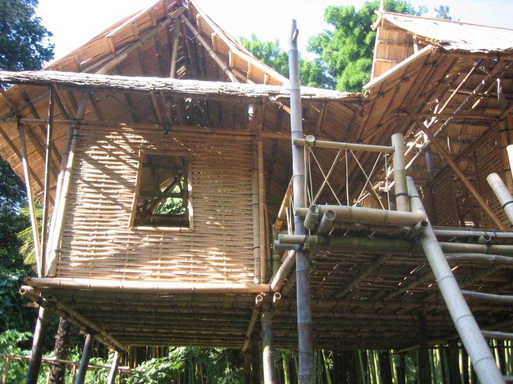 Bambushaus-taopan