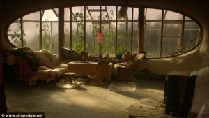 соломенные дома