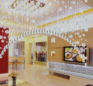hanging-crystal-beaded-room-divider